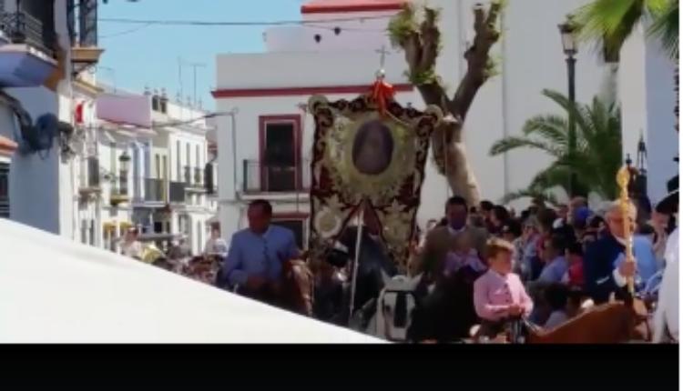 Vídeos del Camino de las Hermandades del Rocío en la Romería 2018 -1