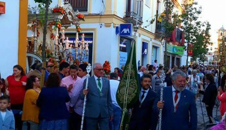 Hermandad de Camas – Festividad del Corpus 2018