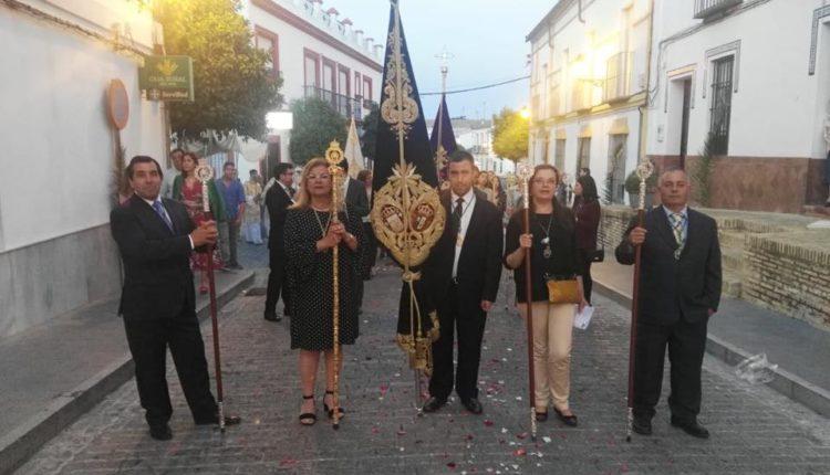 Hermandad de Salteras – Festividad del Corpus 2018