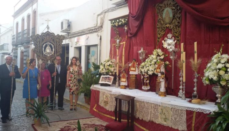 Hermandad de San Juan del Puerto – Festividad del Corpus