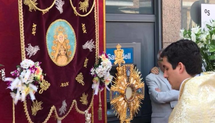 Hermandad de San Sebastián de los Reyes – Festividad del Corpus 2018