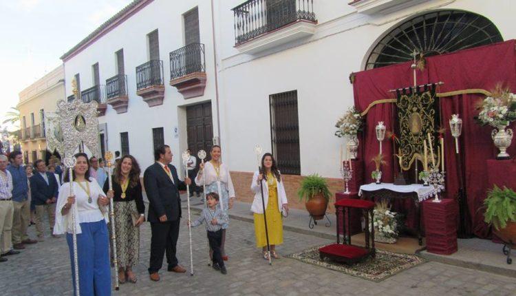 Hermandad de Trigueros – Festividad del Corpus 2018