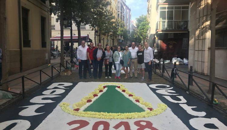 Hermandad de Ceuta – Festividad del Corpus 2018