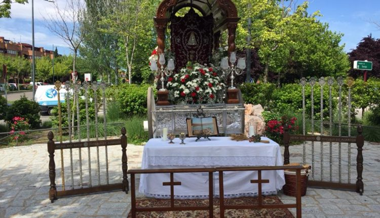 Hermandad de Pozuelo de Alarcón – Festividad del Corpus 2018