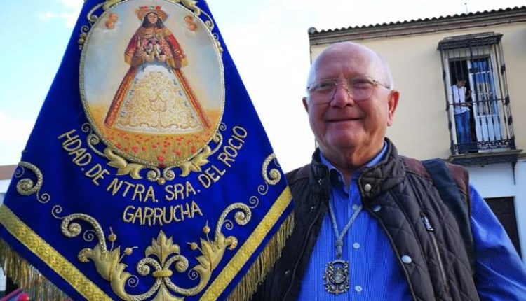 Hermandad de Garrucha – Nuevo Hermano Mayor D. Antonio González Ruiz
