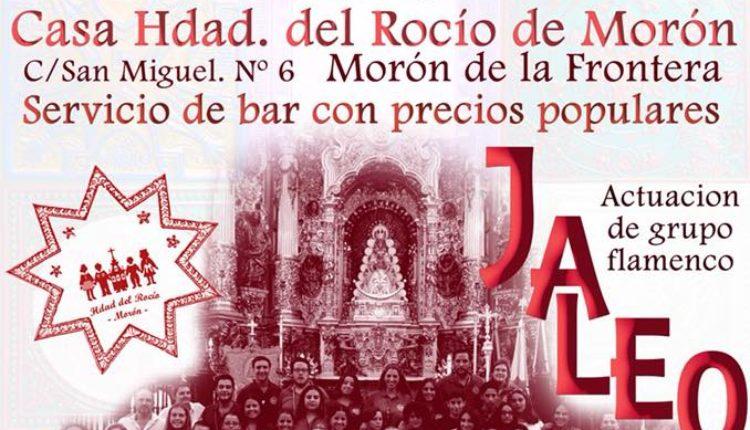Hermandad de Morón de la Frontera – Fiesta Flamenca Benéfica