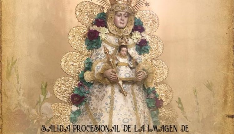 Hermandad de El Puerto de Santa María – Salida Procesional de la Virgen del Rocío