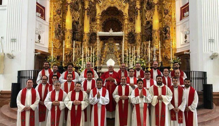 Jornadas de retiro y convivencia de sacerdotes ordenados
