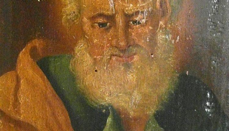Historia de San Pedro, Patrón de la villa de Almonte por Javier Coronel