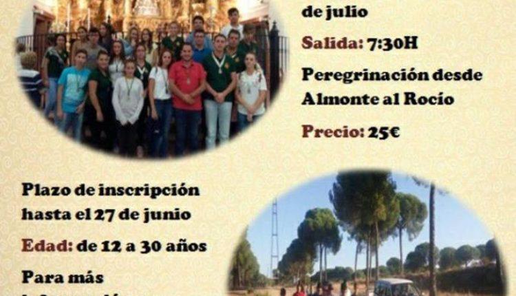 Hermandad de Santiponce – Peregrinación Joven 2018