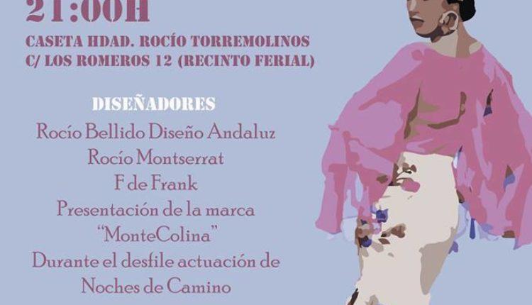 Hermandad de Torremolinos – Desfile de Moda Flamenca acompañado del Concierto del Grupo Callejón