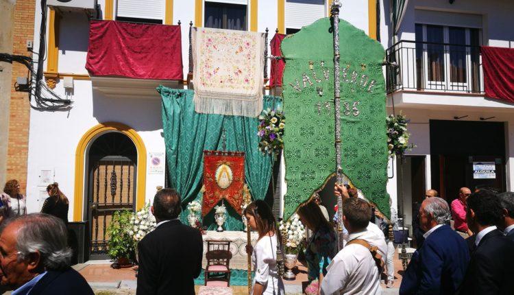 Hermandad de Valverde del Camino – Festividad del Corpus 2018