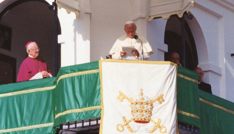 25 Aniversario de la Visita de San Juan Pablo II al Rocío