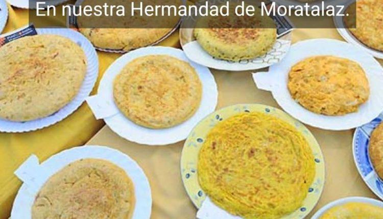 Hermandad de Moratalaz – Primer Concurso de Tortillas
