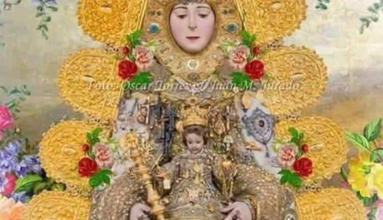Ofrenda Floral a la Virgen del Rocío 2018