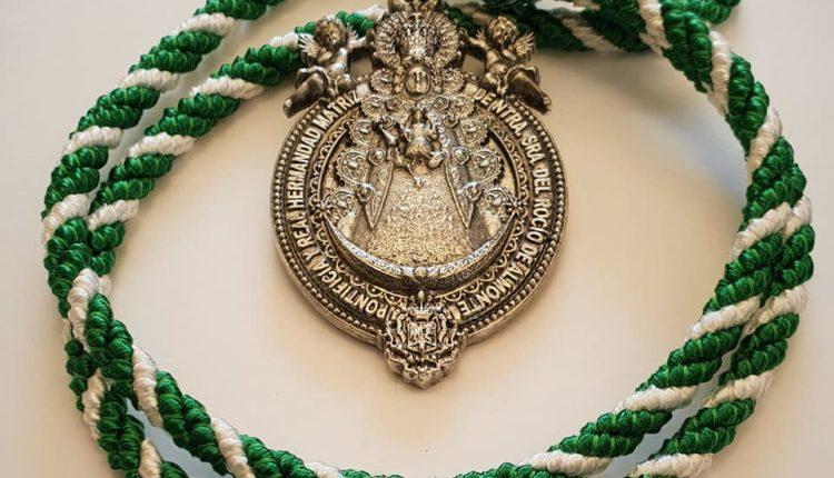 Medalla Conmemorativa del Centenario de la Coronación de la Virgen del Rocío
