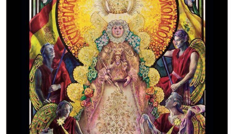 CORREOS ha emitido una tirada de 1.000 tarjetas prefranqueadas con motivo del Centenario de la Coronación de la Virgen del Rocío.