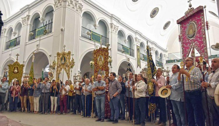 Rosario de Hermandades del Rocíodel sábado 29 de septiembre de 2018