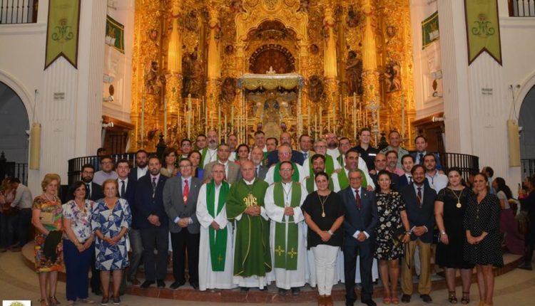 Centenario de la Coronación – Salve de Acción de Gracias por el Centenario de la Coronación Canónica de la Virgen del Rocio