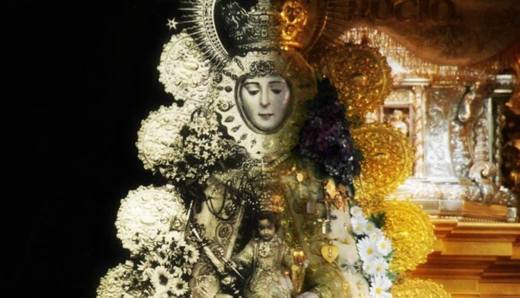 Resultat d'imatges de virgen del Rocío cerdanyola
