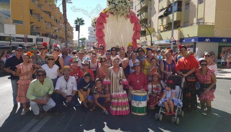 Hermandad de Torremolinos – Jura de la Nueva Junta de Gobierno