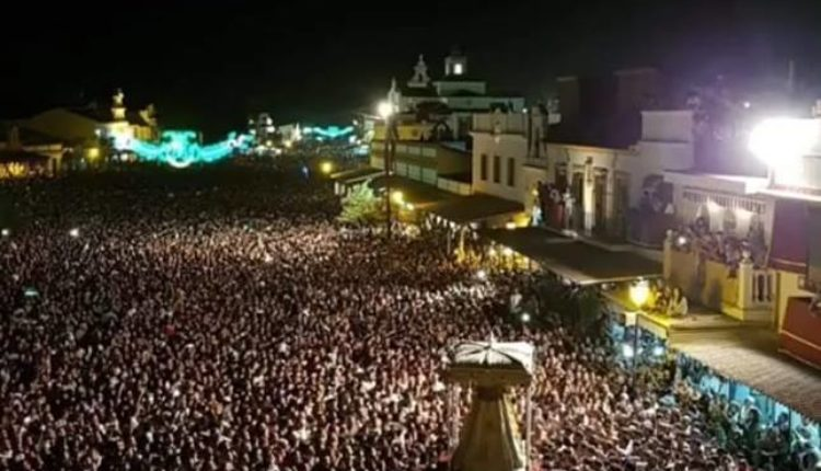 Centenario de la Coronación – Momentos de la Procesión de la Virgen del Rocío