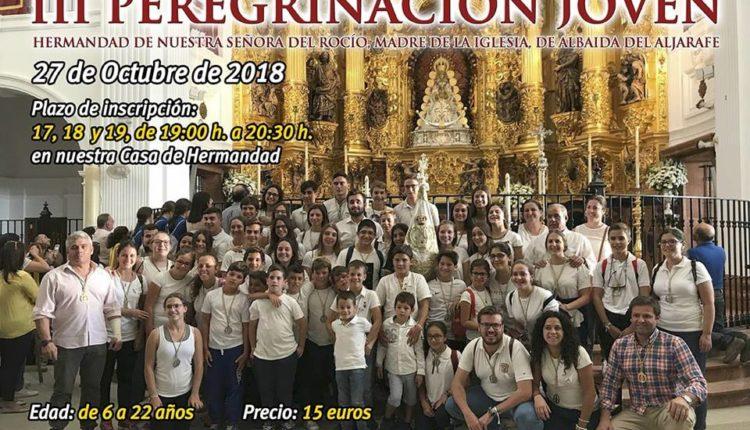 Hermandad de Albaida del Aljarafe – III Peregrinación Joven
