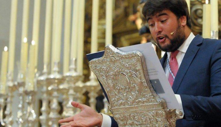 Hermandad Castrense del Rocío – D. Álvaro Carmona, pregonero del Rocío 2019