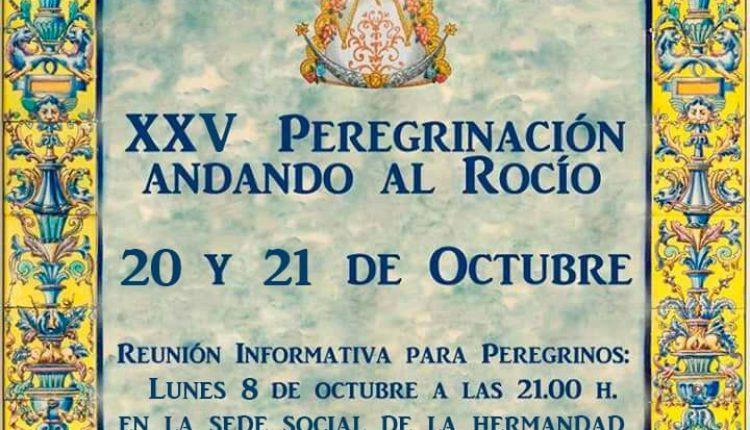 Hermandad de Chiclana – XXV Peregrinación Andando al Rocío