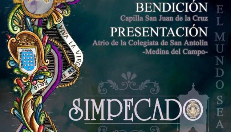 Hermandad de Medina del Campo – Bendición del Simpecado