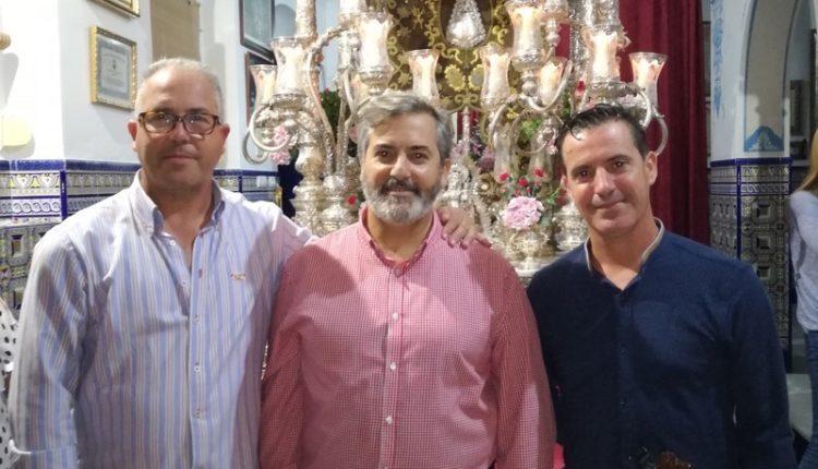 Hermandad de Isla Cristina – Paco González canta la Salve