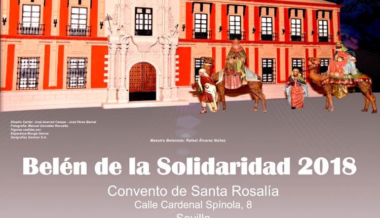 Las Asociaciones de Trasplantados de Sevilla  organizan la 17ª edición del Belén de la Solidaridad