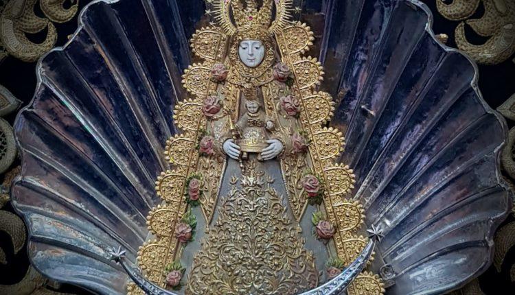 La Catedral de Huelva recibe este viernes a la Hdad de Emigrantes – Toma de posesión de su nueva Junta de Gobierno.