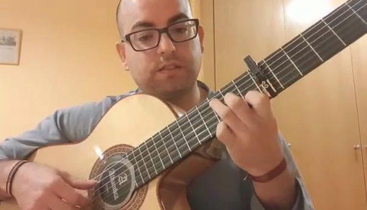 Hermandad de Moratalaz – Vídeo dedicado a la Corona de Amor de Ntra. Sra. del Rocío por Antonio Mata , Presidente de la Hdad.