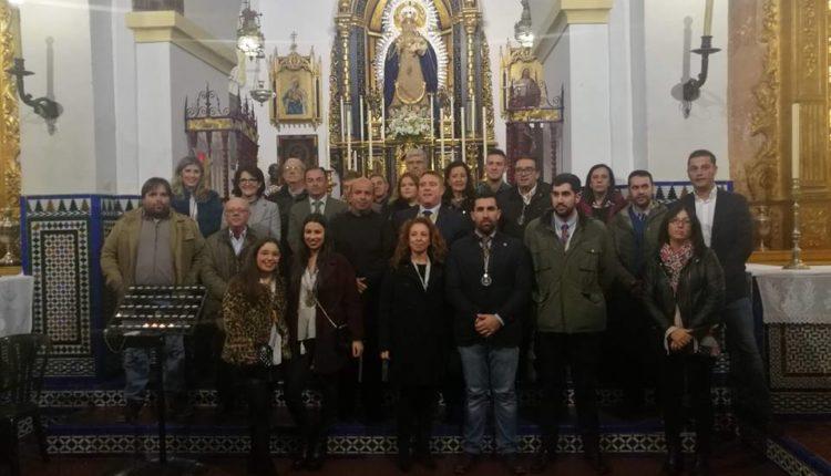 Hermandad de Ronda – Sabatina con su Madrina, La Palma del Condado