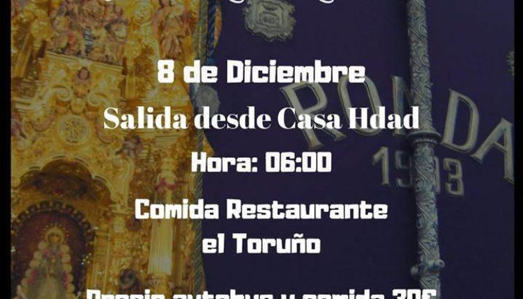 Hermandad de Ronda – Peregrinación anual al Rocío 2018