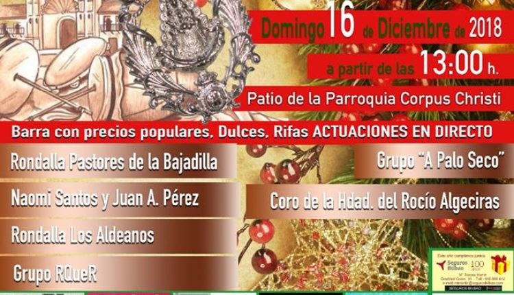 Hermandad de Algeciras – Zambomba Rociera 2018