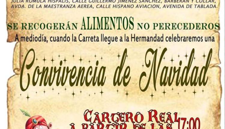 Hermandad Castrense del Rocío – IV Carreta Solidaria 2018