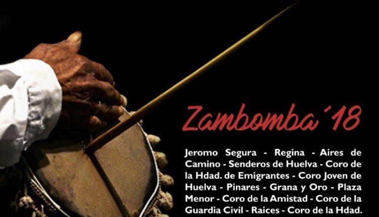 Regina y Jeromo Segura, participantes de lujo de la Tradicional Zambomba Rociera de la Hermandad de Emigrantes
