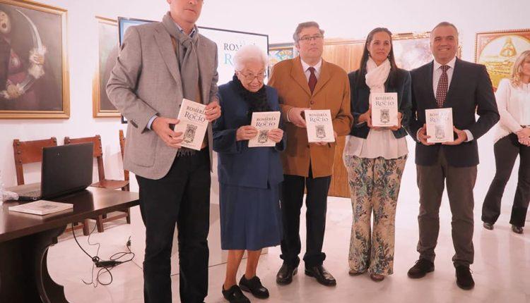 """Hermandad Matriz – Presentación  de la reedición del libro de Pedro A. Morgado, """"La Romería del Rocío"""""""