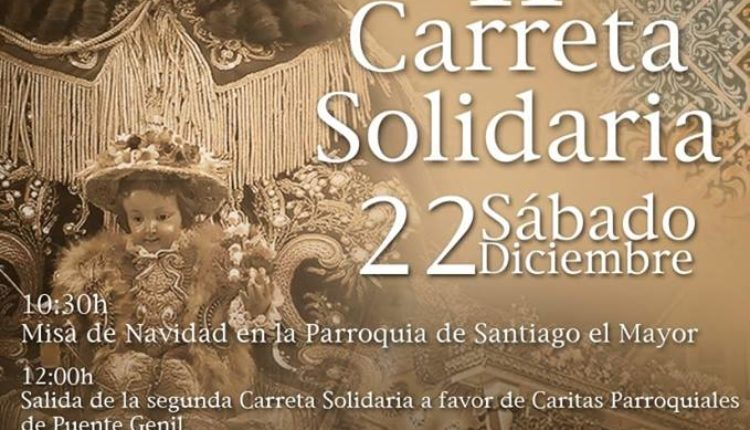 Hermandad de Puente Genil – II Carreta Solidaria 2018