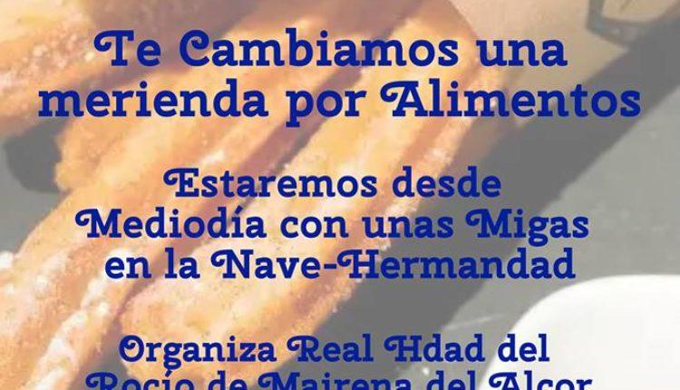 Hermandad de Mairena del Alcor – Merienda Solidaria 2019