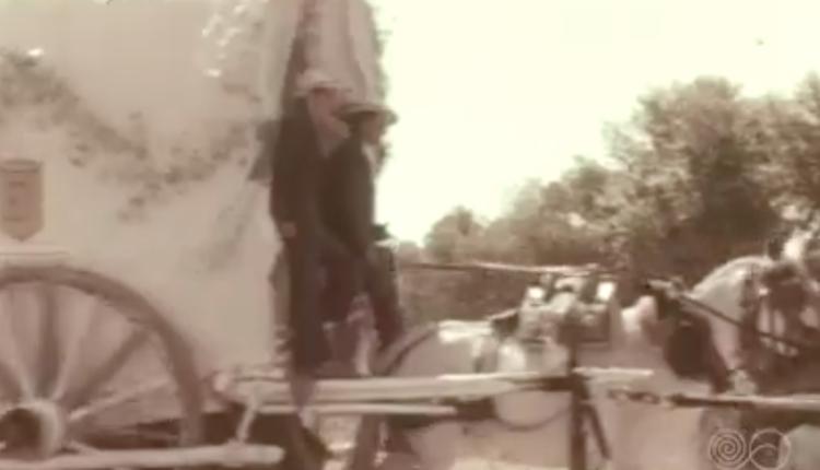 El Rocío en en la Década de los 60 por RTVE