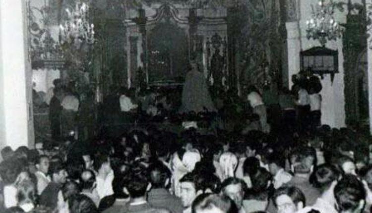 La Virgen del Rocío en la Antigua Ermita de Pastora