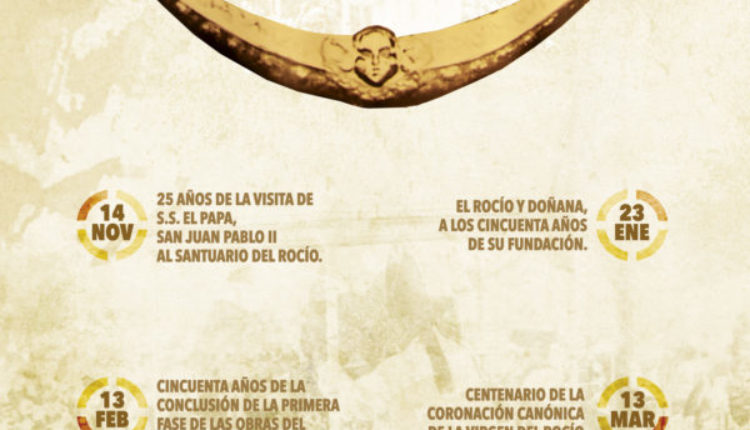"""Hdad- Matriz – Mesa Redonda, """"Cita con la historia, aniversarios del Rocío"""""""