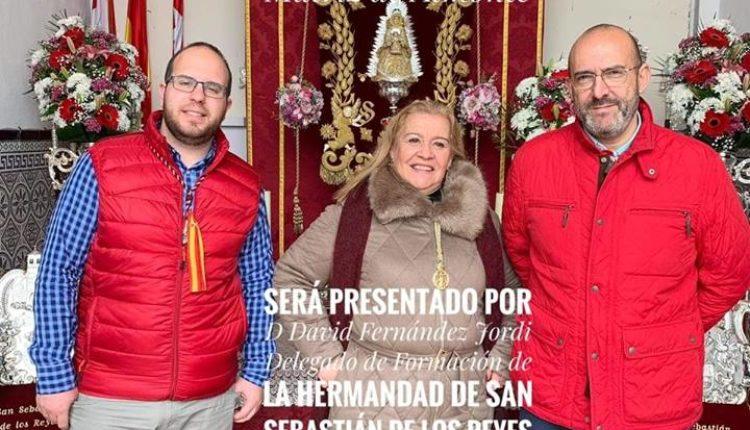 Hermandad de Barajas – Don Antonio Mondaca Orihuela, Pregonero del Rocío 2019