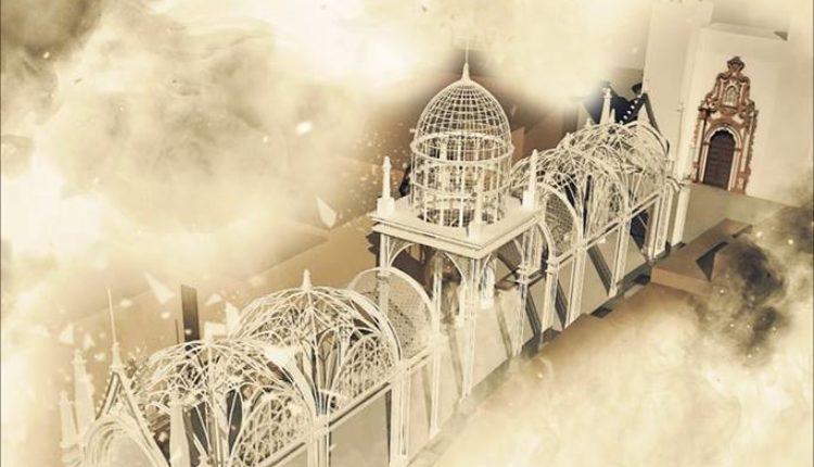 Almonte- Presentación de la Catedral Efímera para el Traslado del 2019