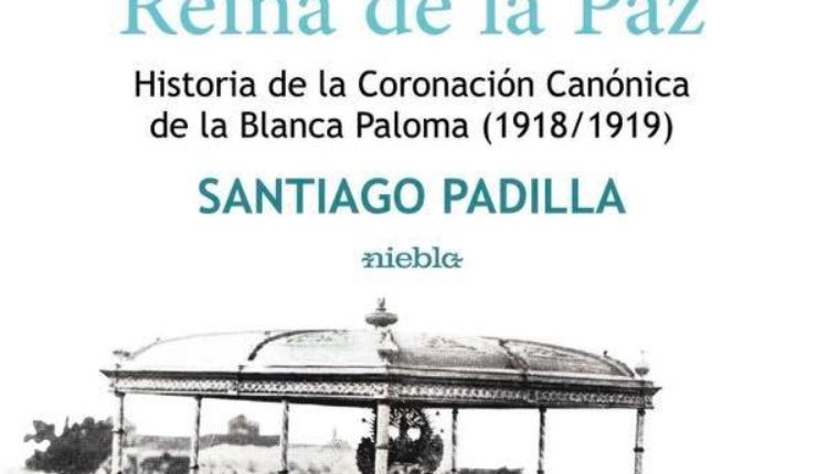 """Conferencia en Alicante de Santiago Padilla, autor de """"Rocío, Reina de la Paz."""