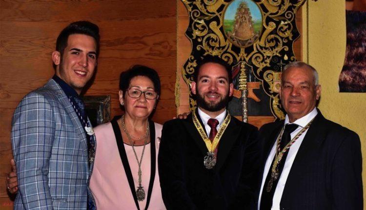 Hermandad de Cornellá – Cambio de Vara de Hno. Mayor 2019