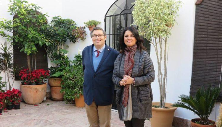 Hermandad Matriz – La pintora sevillana Nuria Barrera ha sido designada cartelista de la próxima Romería del Rocío 2019